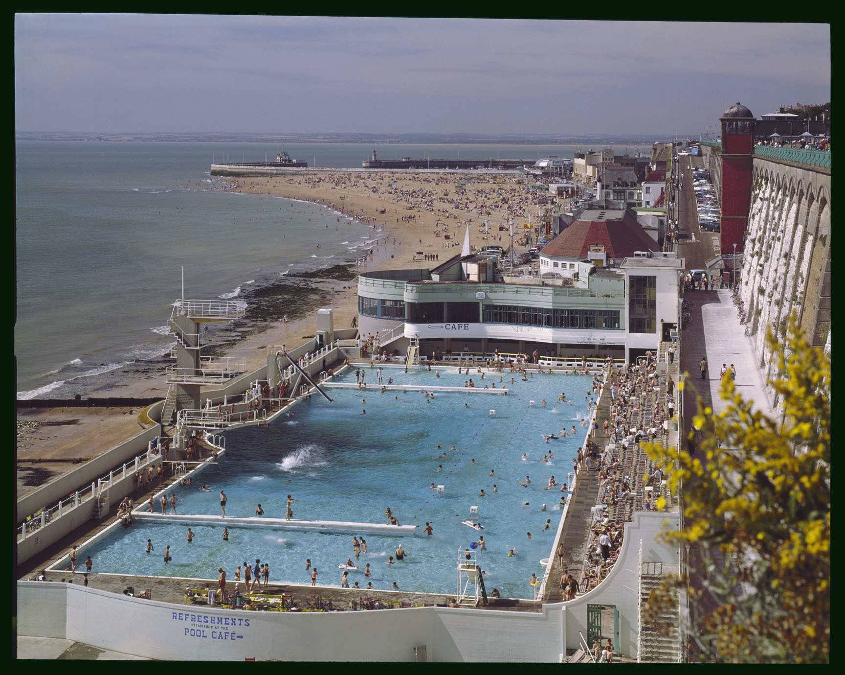 The Bathing Pool Ramsgate The Photographers 39 Gallery